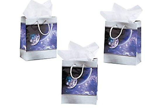 24 pack - Out of this world Small Space Gift bags