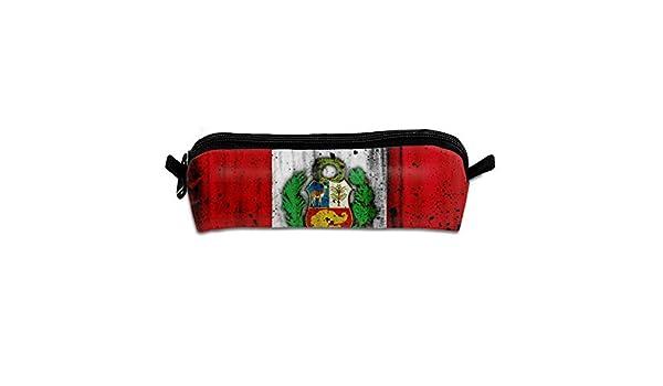 Pengyong Bandera peruana, Estuche para lápices, Estuche con ...