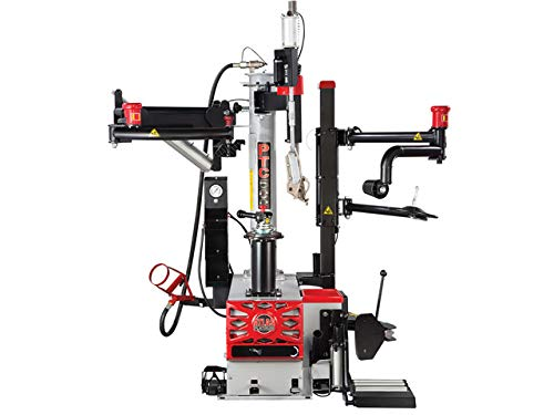 Changer Post Center Tire (Atlas Platinum PTC500 Electric/Pneumatic Center Post Tire Changer w/Assist Arms)