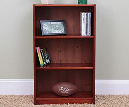 American Furniture Classics Bookshelf Merlot 42 Inch