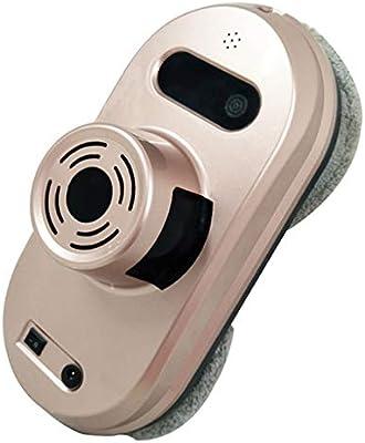 FAY Robot automático de Limpieza de Ventanas, Control Remoto Limpiador de Ventanas magnético Aspirador para Ventanas de Piso Alto al Aire Libre 5600Pa Super Fuerte Adsorción Ultra,Gold: Amazon.es: Hogar