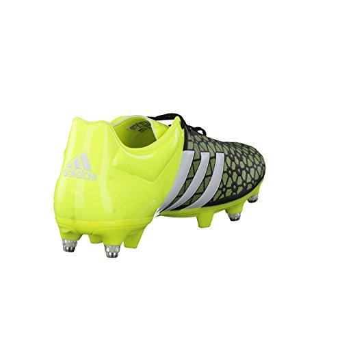 adidas Control Low SG, Herren Fußballschuhe Schwarz - Schwarz