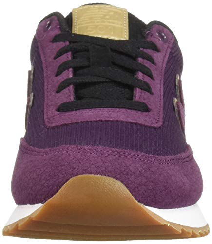 Currant hemp New Sneaker Balance Wl501v1 Donna Dark X0S4qCw