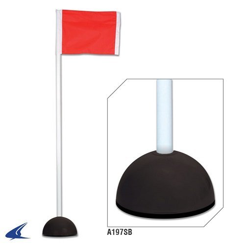 Champro Soccer Corner Flags With Sand Bases Set Of 4 1