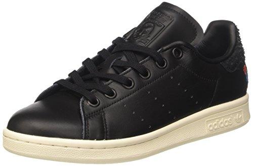 adidas Stan Smith Cny, Zapatilla de Deporte Baja del Cuello Unisex Adulto Negro (Core Black/core Black/chalk White)