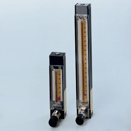 (Bel-Art Riteflow Aluminum Mounted Flowmeter; 150mm Scale, Size 2 (H40407-0075))