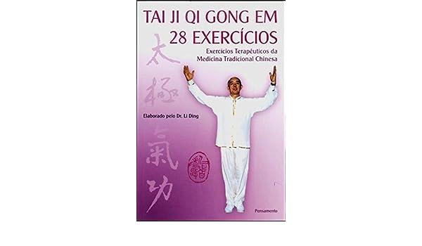 Tai Ji Qi Gong em 28 Exercícios Em Portuguese do Brasil ...