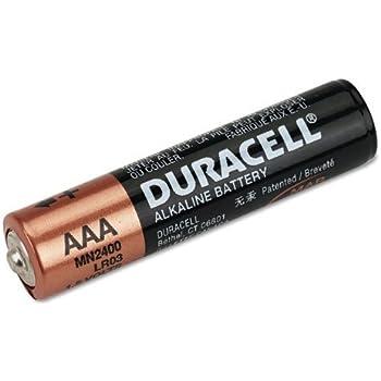 Amazon.com: Duracell Coppertop AAA Alkaline Batteries, 20