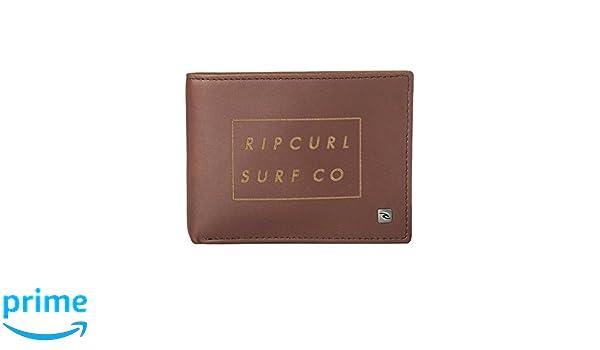 Rip Curl Monedero, marrón (Marrón) - BWLKM1: Amazon.es: Equipaje
