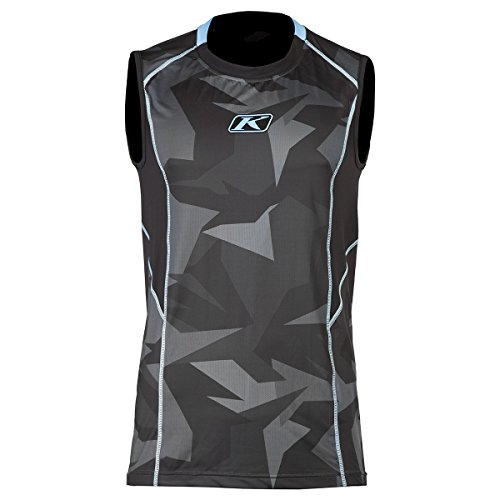 Klim Aggressor Cool -1.0 Sleeveless Shirt - Medium/Camo by Klim