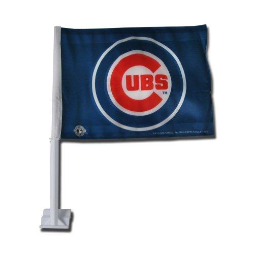MLB Chicago Cubs Car Flag