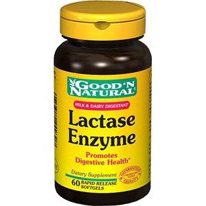 Amazon.com: Super Lactasa Enzima – 60 softgels, (Good &apos ...