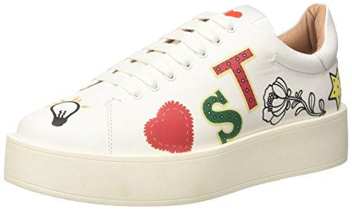 Twin Set Cs7pfs, Sneaker a Collo Basso Donna Multicolore (Colore Unico)