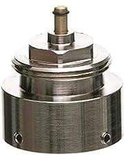 Eurotronic 700097 Vaillant Metalladapter für elektronische Heizkörperthermostate, Metall