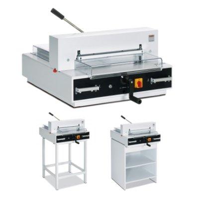 MBM-Triumph-4215 semi-automatic 16-7/8 inch Paper cutter - Semi Automatic Paper Cutter