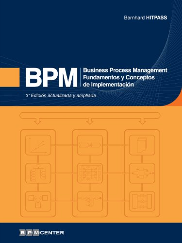 Descargar Libro Bpm: Business Process Management - Fundamentos Y Conceptos De Implementación Bernhard Hitpass
