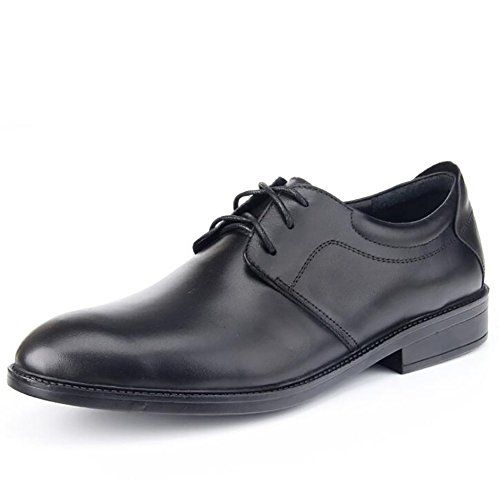 Lavoro Scarpe In Uomo Formale Pelle Scarpe Scarpe 44 D'affari Black Lavoro Abbigliamento Scarpe Donna Uomo EBqwxzv