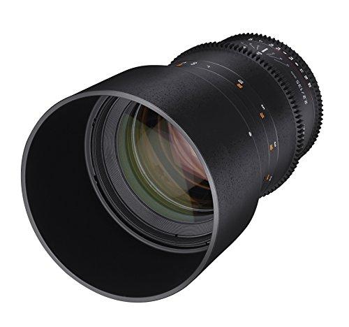 Rokinon Cine DS 135mm T2.2 ED UMC Telephoto Cine Lens for Sony E Mount Interchangeable Lens Cameras