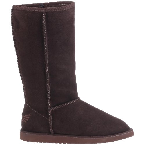 Dockers by Gerli 274080-001010 Damen Stiefel Braun/Chocolate