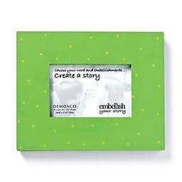 Embellish Your Story Green Magnetic Frame