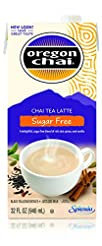 Oregon Chai Sugar Free Chai Tea Latte Co...