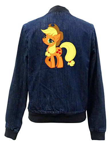 Freak Certified Pony Jeans Apple Girls Bomber Chaqueta w1gxq7B
