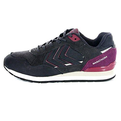 Basse Adulto Unisex Nine Iron Hummel Sneaker Marathona qxEwn78