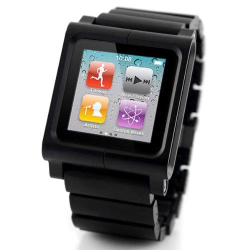 d31bbfa0ee10b Alienwork Pod2Watch Watch Kits for iPod nano 6 Bracelet: Amazon.co ...