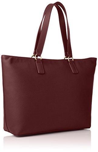 Armani Borsa Shopping - Bolsos totes Mujer Rojo (Burgundy)
