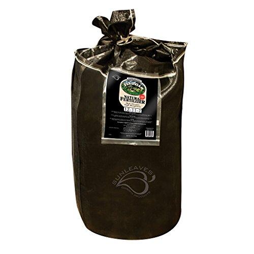 Sunleaves Powdered Peruvian Seabird Guano Natural Fertilizer 12-11-2, 375 lb