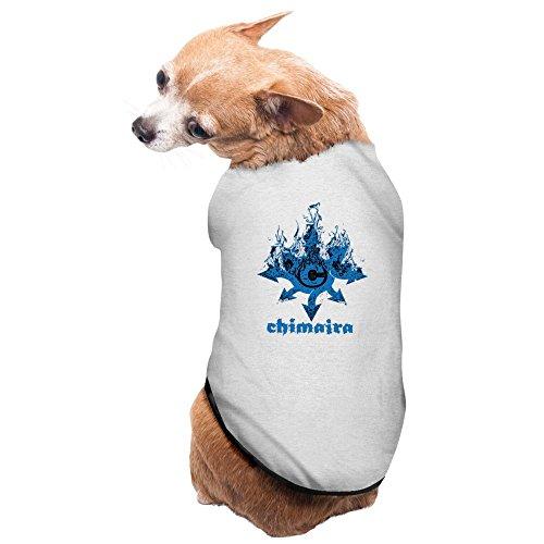 MINUCM Resurrecti Chimaira Metal Band Nothing Remains Dog Clothes -