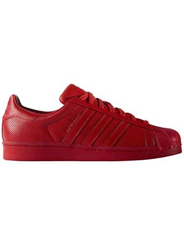 Rosso da Superstar adidas Donna Basket Scarpe d76xwXx