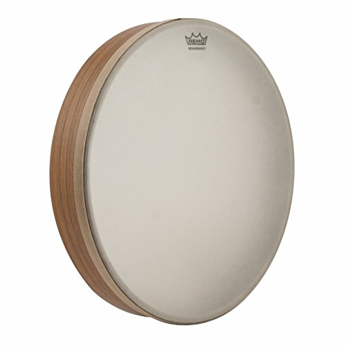 (Remo 22 inch Renaissance Hand Drum with thumb cut-out (Teen/Adult))