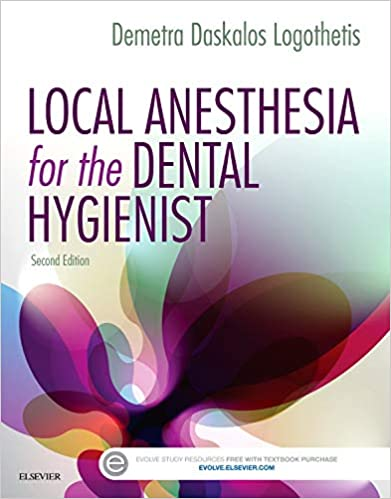 Local Anesthesia For The Dental Hygienist 8600007147108