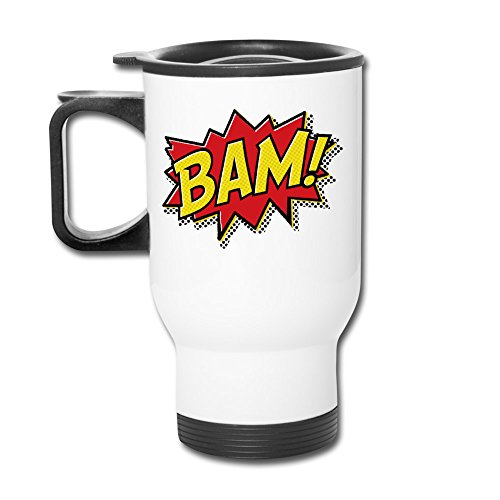 [NEW TOP SONGKEE BAM Comic Tea Custom Mugs] (Comic Con Costumes For Females)