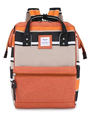 (Himawari Laptop Backpack Travel Backpack With USB Charging Port Large Diaper Bag Doctor Bag School Backpack for Women&Men (9001-USB- TWC))