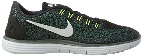 Platin 004 Runnins schwarz 827115 Noir Pour Reines jade Trail hasta Sneakers Nike Hommes Glasur 5vxIF