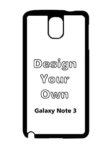 HOOSCASE Samsung Galaxy Note 3 N9005 Case Cover, Design Your Own Case Custom Personalized Sport Team Logo Celebrity Star Picture Pattern Hard Plastic Snap On Tough Case