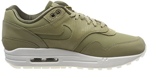 NIKE Chaussures Max Medium Femme Vert WMNS Olive 1 Neutral de Gris Premium Olive Gymnastique Oliveneutral 205 Air xr6rwqX