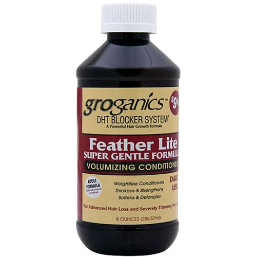 - Groganic DHT Feather Lite Conditioner 8 oz.