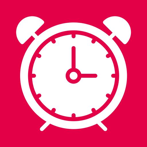 Alarm Me: Multiple Alarm Clock App With Digital Counter, Stopwatch and World Clock widget