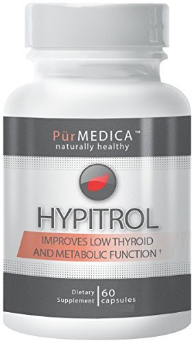 Hypitrol - The Leading Thyroid Support Supplement