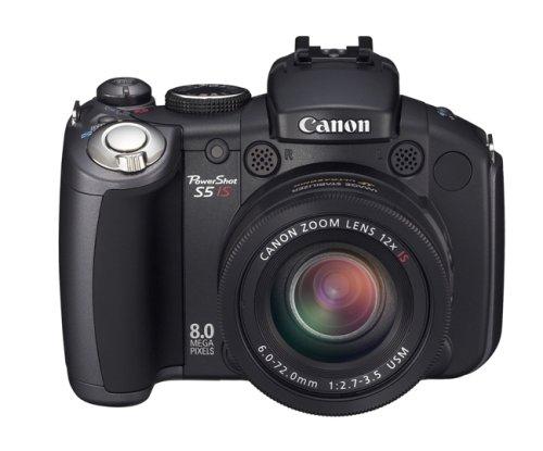 Canon デジタルカメラ PowerShot (パワーショット) S5IS PSS5IS