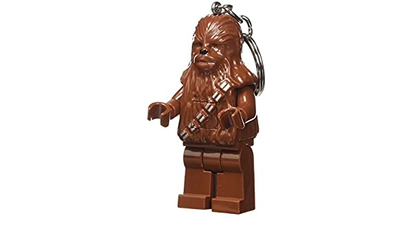 LEGO Star Wars - Llavero Linterna Chewbacca: Amazon.es ...