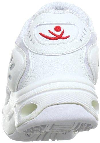 Chung Weiß Damen Walkingschuhe Schuhbändern Shi Balance Weiß Neongrün Sport AuBioRiG 9100292 Step rWr68zHq