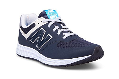 New 574 Sneakers Unisex Foam Balance Blu Fresh pH4cZpOrf