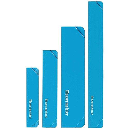 Messermeister 4-Piece Edge-Guard Set, Blue