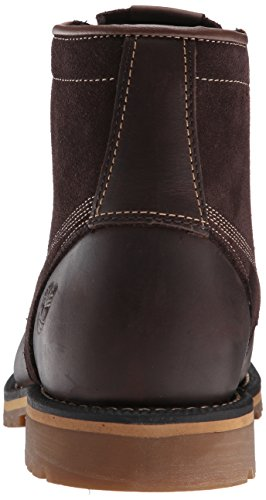 Timberland hombres Grantly 6 Inch Boot, Dark marrón Oiled Fog/Suede, 7 M US
