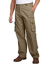 Men's Big & Tall Ripstop Expedition Cargos
