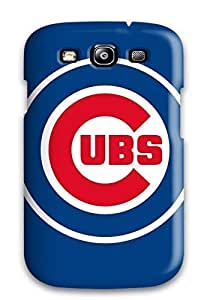 chicago cubs MLB Sports & Colleges best Samsung Galaxy S3 cases 6948773K140547388
